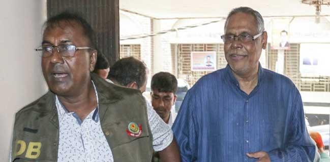 ACC arrests land owner Faruk