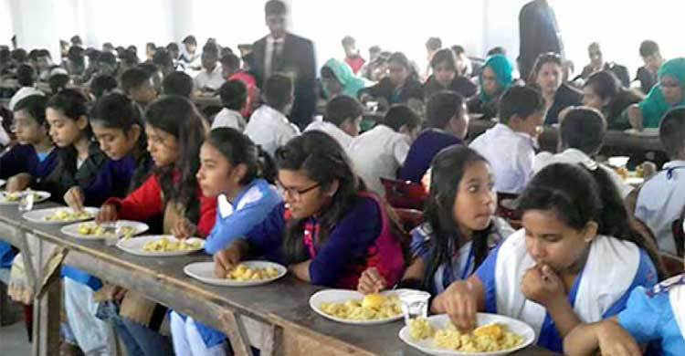 'Midday meal' at all govt primary schools by 2023
