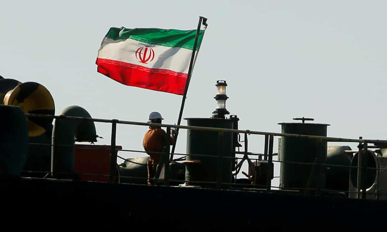 Iran warns against US attempts to seize Iranian oil tanker