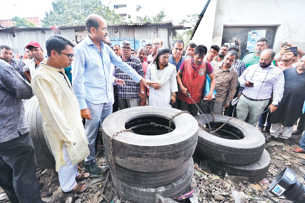 DNCC to launch 'combing operation' today to tackle dengue