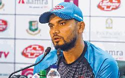 Mashrafe boost for HP players ahead of 'do or die' clash