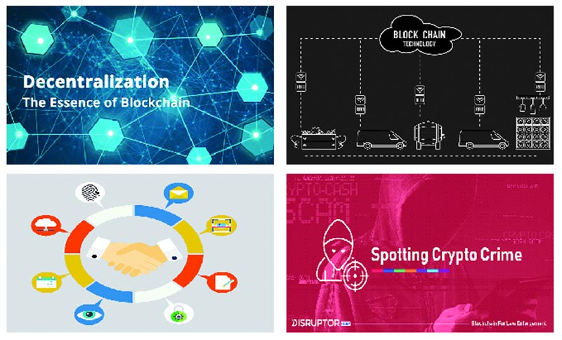 Application of Blockchain in all sectors