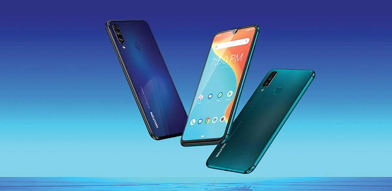 Walton launches notch display phone Primo R6 Max