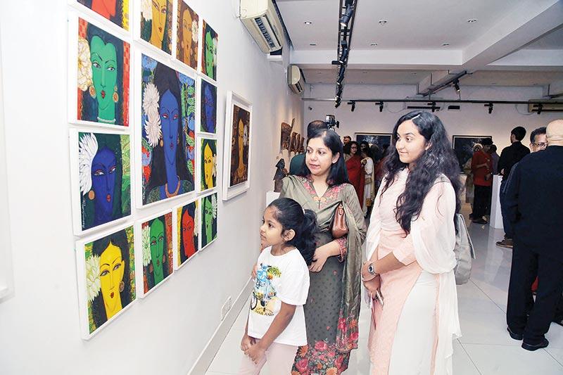 Group art exhibition at Alliance Française de Dhaka