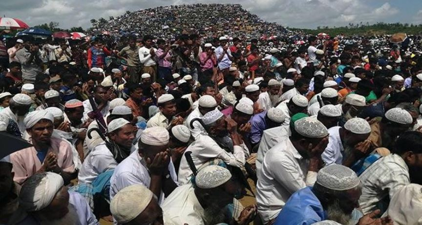 None agreed to go back before citizenship: Rohingya leaders