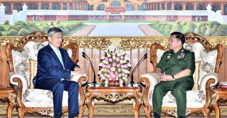 China stands with Myanmar on Rohingya Issue