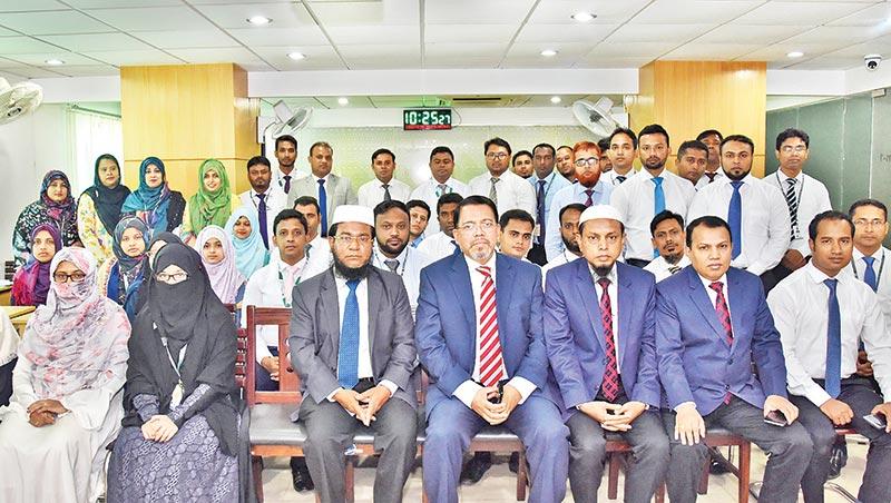 Managing Director and CEO of Al-Arafah Islami Bank