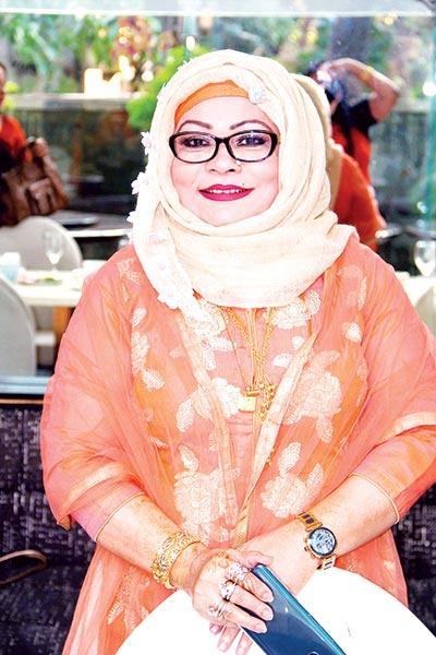 Nazma Masud Parul President of Women's Empowerment Organization