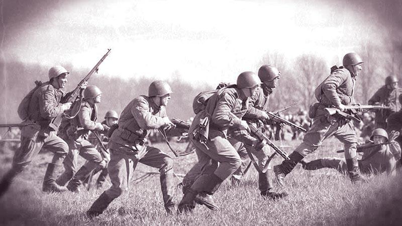 Eighty Anniversary of the World War II