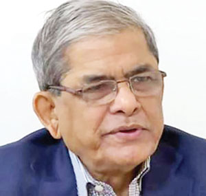 PM was not unhappy when Ershad usurped power: Fakhrul