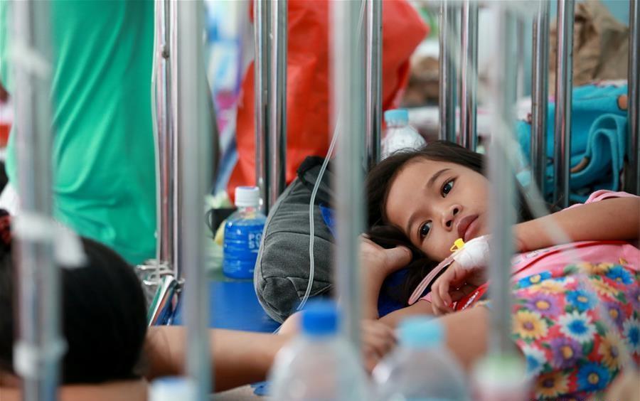 Over 1,000 die of Dengue in Philippines