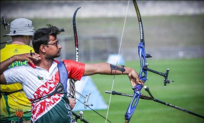 Asia Cup Archery: Ruman Shana reaches final