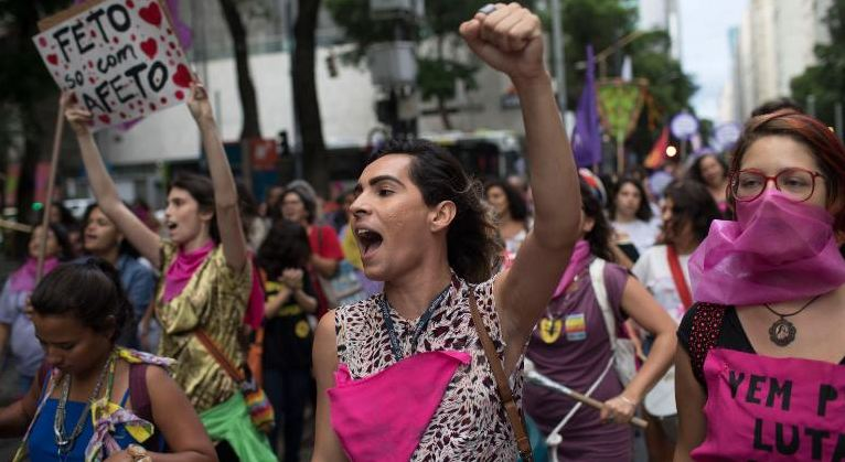 Four girls are raped every hour in Brazil: Study finds