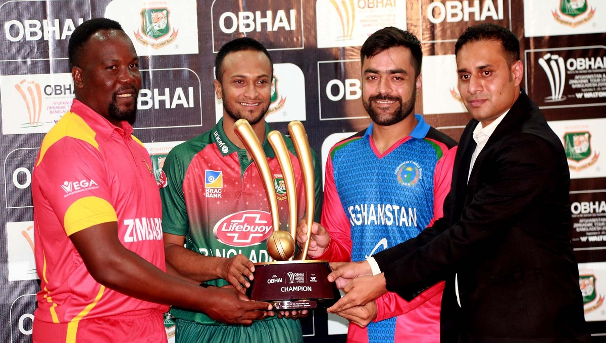 Bangladesh to play Zimbabwe Friday