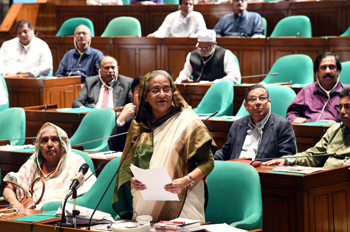 Parliament earns people's confidence, trust: PM