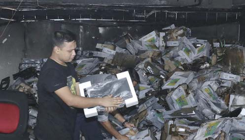 EC fire caused Tk 37.7m damage: Probe