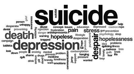 Suicide: A tacit outbreak of social syndrome