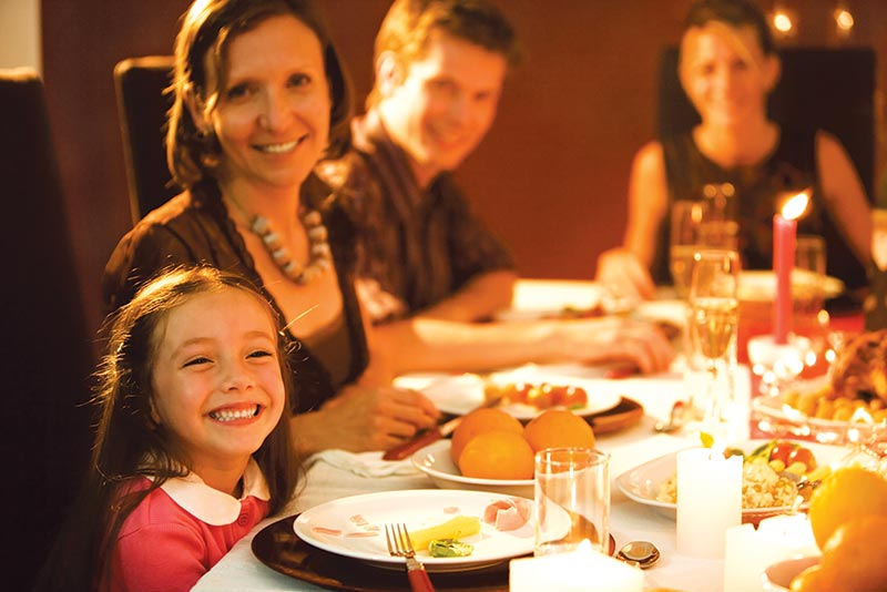Dine out without straying from healthy habits