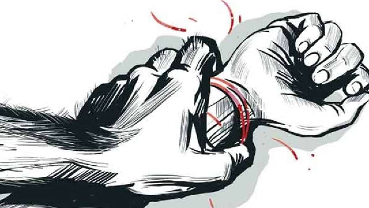 Man held for raping his twin girls