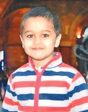 Playground named after Sri Lanka blast victim Zayan