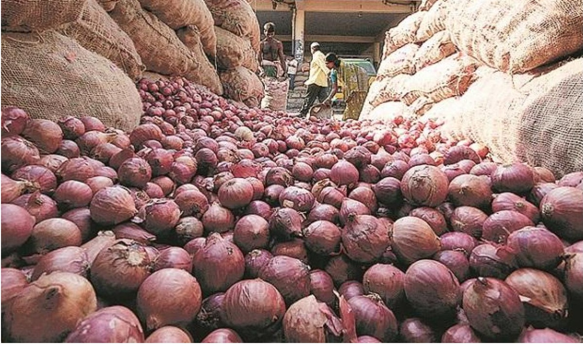 Onion prices set to rise further amid Indian move against