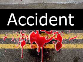 Student killed as bus rams motorcycle