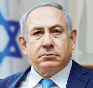 Israel votes today to decide Netanyahu's fate
