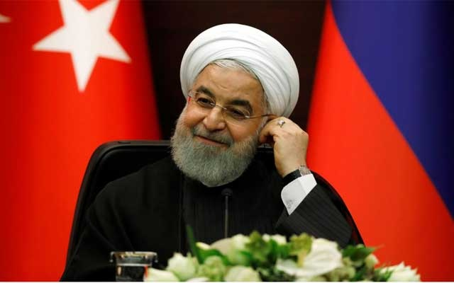Rouhani says Aramco attacks were a reciprocal response by Yemen