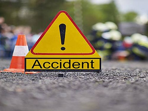 UP member killed in road accident