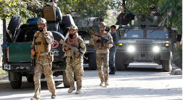 30 civilians killed in air strike in Afghanistan
