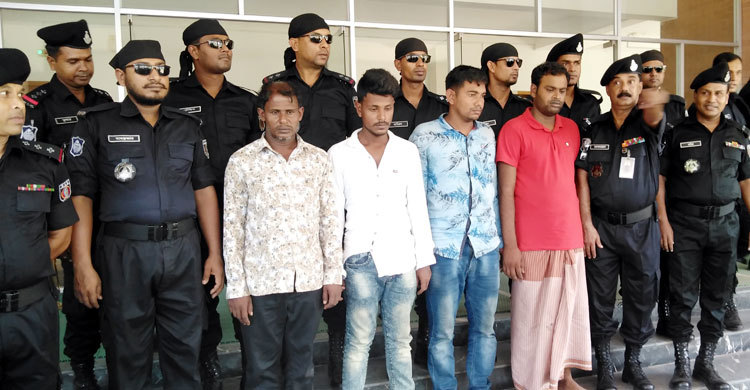 Gang rape suspect Jubo League leader arrested