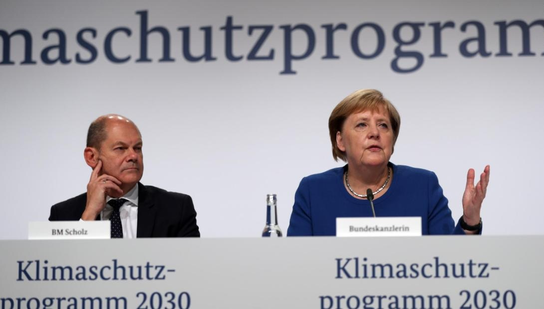 Germany unveils $60 billion plan to fight the climate crisis
