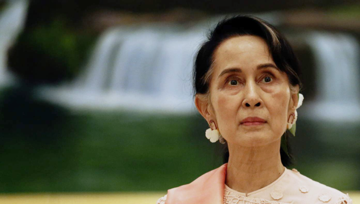 Talks with Cameron: Suu Kyi lies over Rohingyas' identity