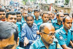 Kalabagan Club boss Feroz gets 10-day remand in 2 cases