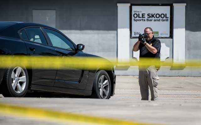 2 killed, 9 injured in shooting at South Carolina sports bar