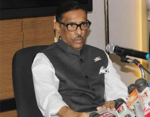 Drive to continue until corruption, drugs uprooted: Obaidul