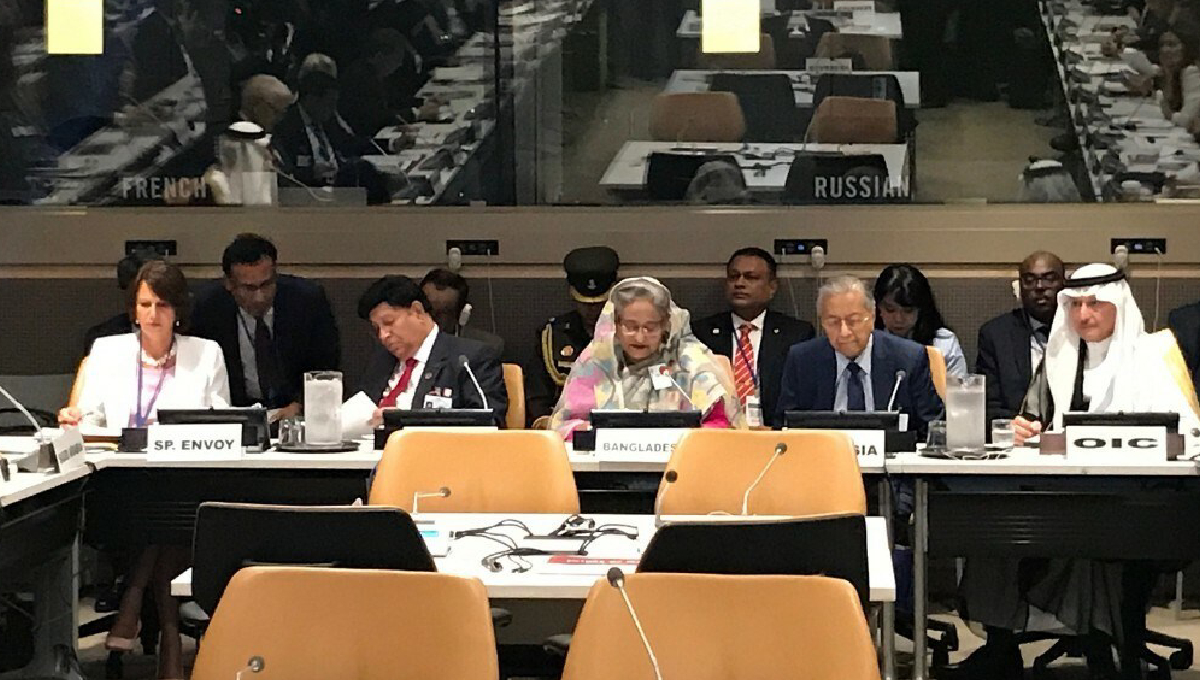 Myanmar urged to keep its commitments over Rohingya repatriation