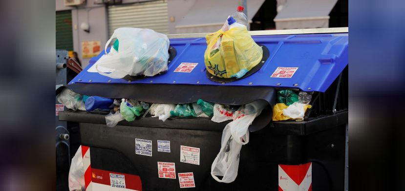 Rome offers free metro travel for plastic recyclers