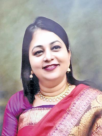 Syeda Farhana Kawnine, Deputy Commissioner and District Magistrate of Narsingdi