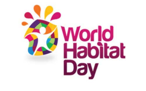 World Habitat Day today