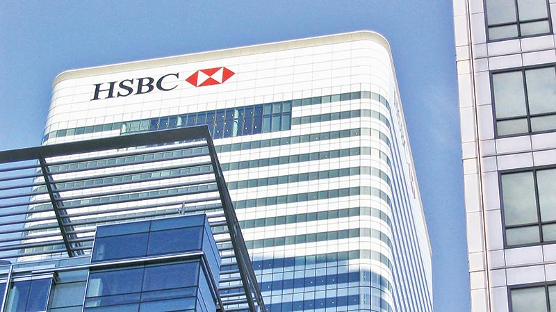 HSBC to cut up to 10,000 jobs in drive to slash costs: FT