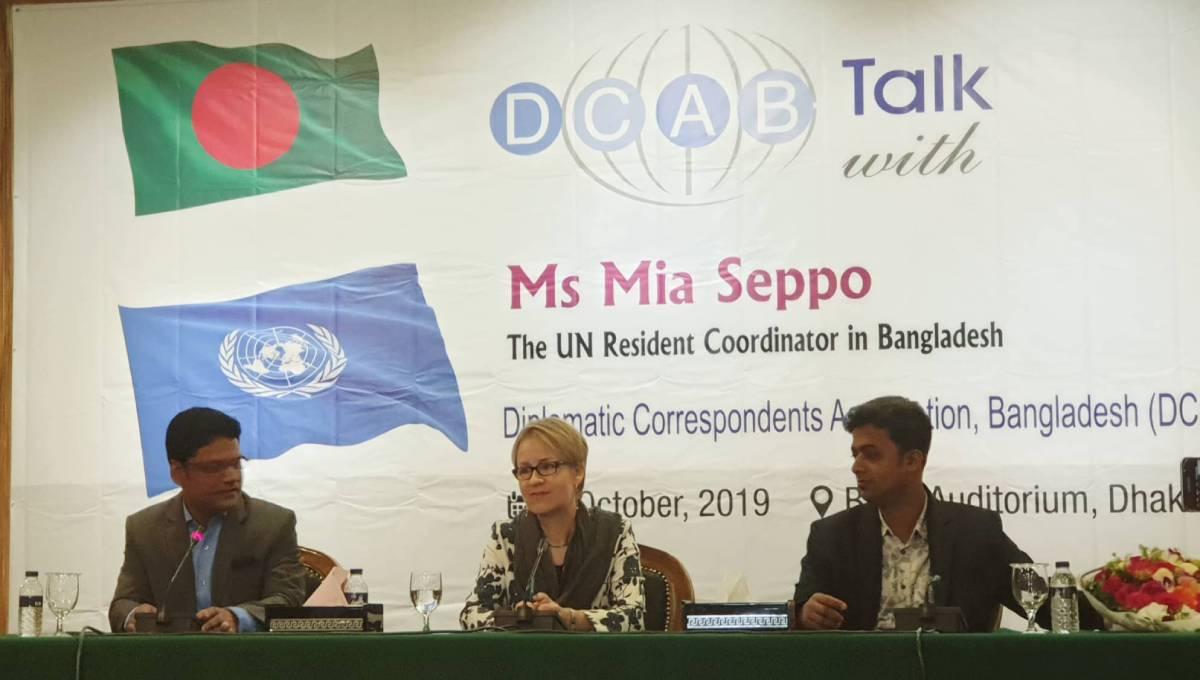 Bangladesh's progress is a remarkable story: UN