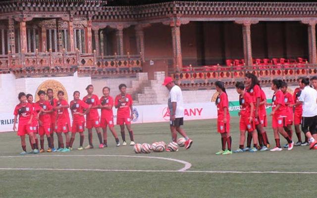 Bangladesh girls beat Bhutan in SAFF U-15 championship opener