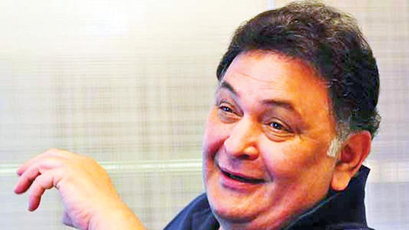 Rishi Kapoor worshipped a bottle opener for 'shashtra puja' this Dussehra