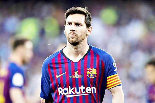 Messi likely to return in Dhaka