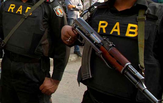 Jubo League leader killed in gunfight with RAB