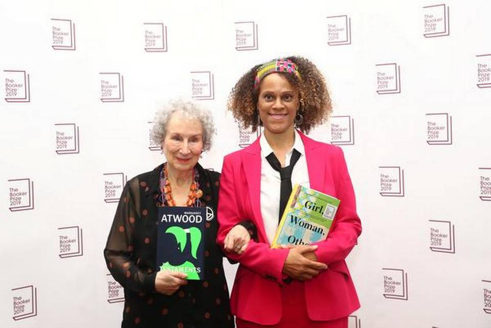 Booker Prize: Atwood, Evaristo share award