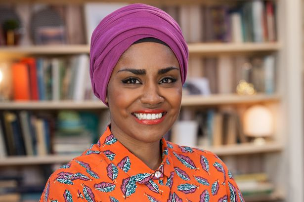 Celebrity baker Nadiya urges girls to speak out over sexual abuse