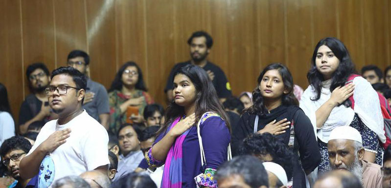BUET movement comes to an end with mass oath taking