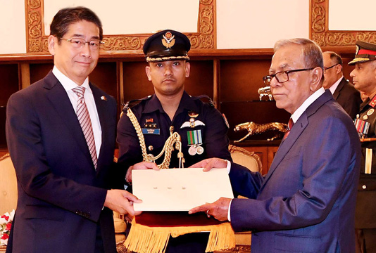 Japan keen to strengthen bilateral ties with Bangladesh